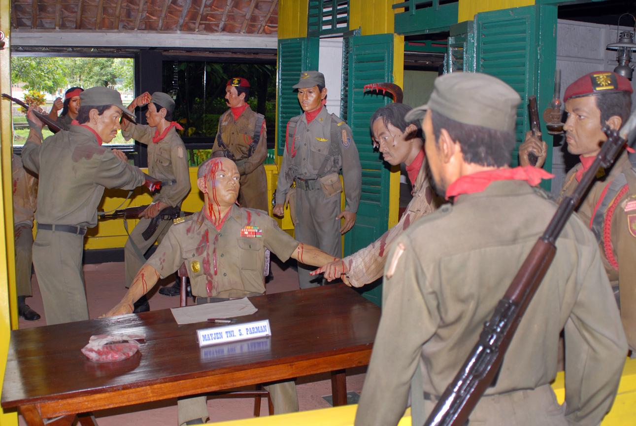 Museum Pengkhianatan Pki Komunis Jakarta Indonesia