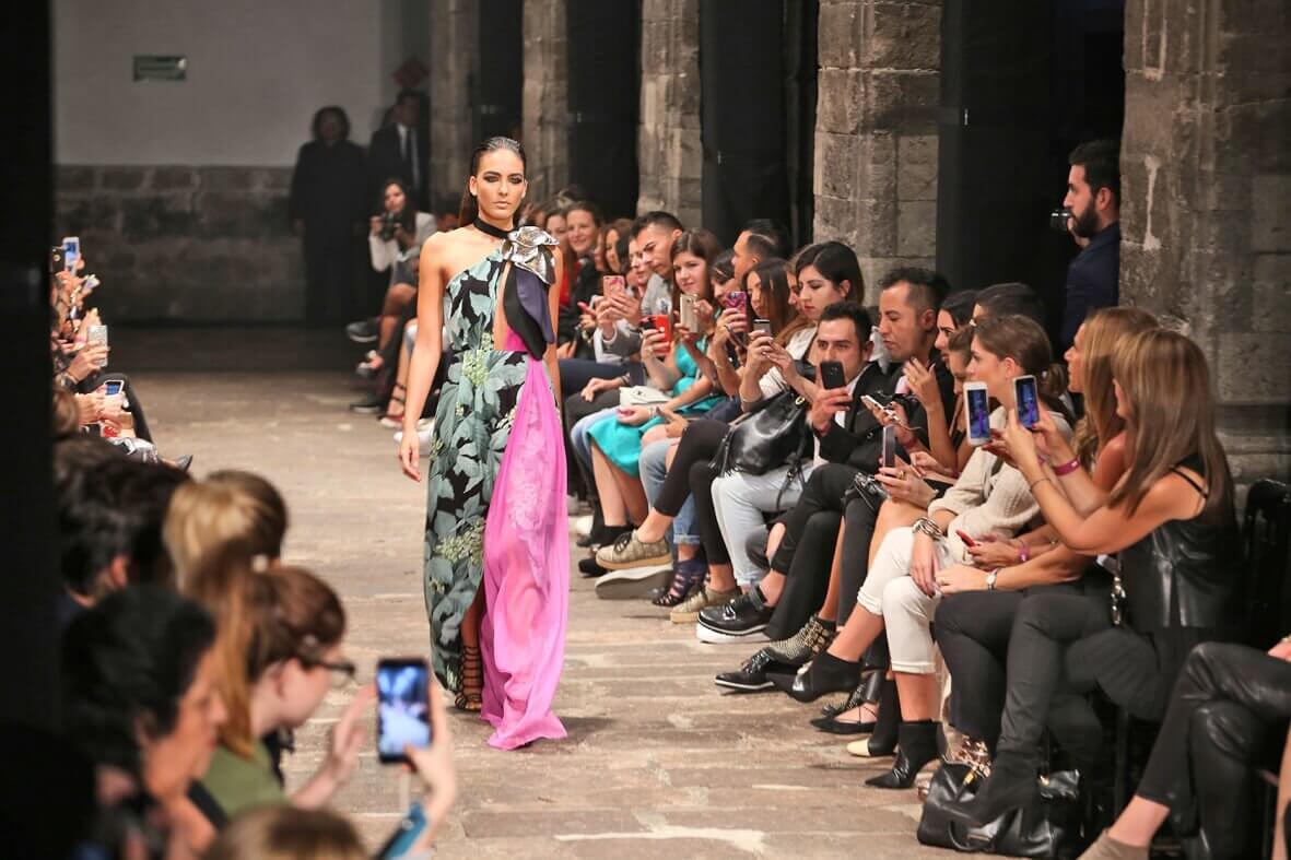 Mercedes Benz Mexico Fashion Week