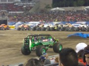 Monster Jam, family fun time! See them in Orlando