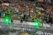 Save $5 off select seats for Monster Energy Supercross in Tampa, read for special code