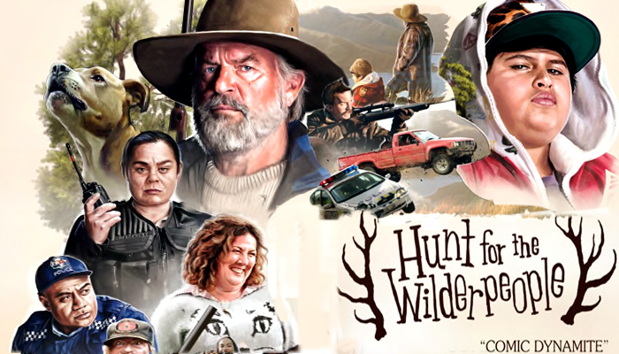 Ode to the Skuxx Life: A Review of Hunt for the Wilderpeople