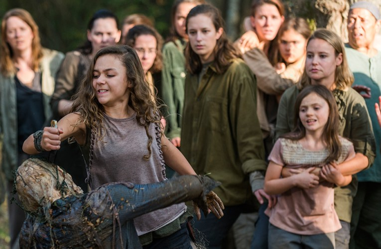 "Beach Ball Sized Lady Nuts: A Review of The Walking Dead Season 7, Episode 15 ""Something They Need"""