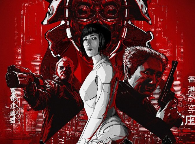 Hollow: A Review of Ghost in the Shell (2017)