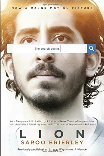 It's a Long Way to Ginestlay: A Review of Lion by Saroo Brierley (previously published as A Long Way Home: A Memoir)