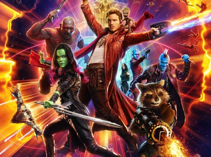 We Are Family: A Review of Guardians of the Galaxy Vol. 2