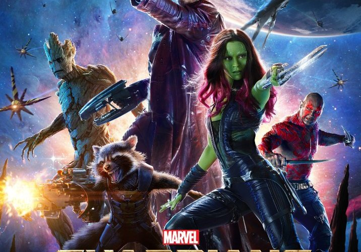 I Am Groot: A Review of Marvel's Guardians of the Galaxy