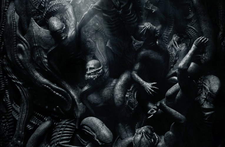 """Look on my works, ye mighty, and despair!"" A Review of Alien: Covenant"