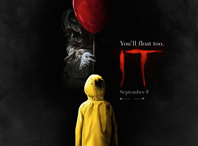 We All Float Down Here: A Review of IT (2017)