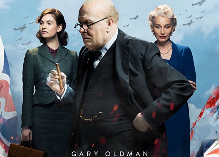 Never Surrender! A Review of Darkest Hour