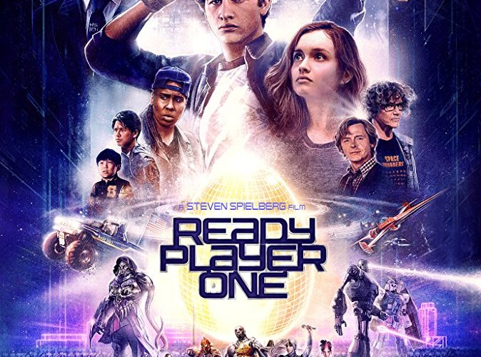 Level Up: A Review of Ready Player One