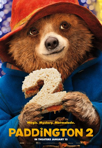 No Hard Stares Here: A Review of Paddington 2