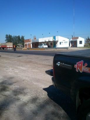 Estación de Policía del Chaco