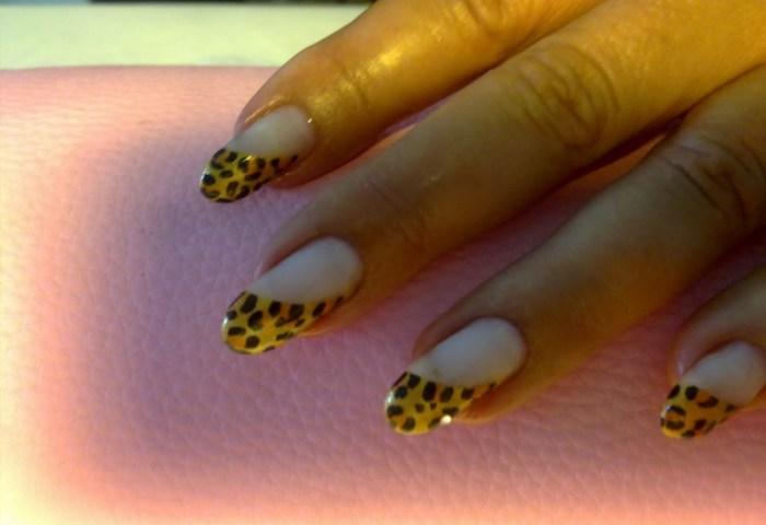Video Aprende A Pintar Tus Uñas En Diseño De Leopardo Latinolcom