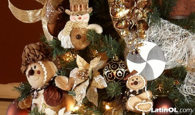 Santini Christmas present nueva coleccin 2010 de productos y decoracin navidea para Amrica
