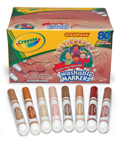 crayola doesn t understand the meaning of multicultural