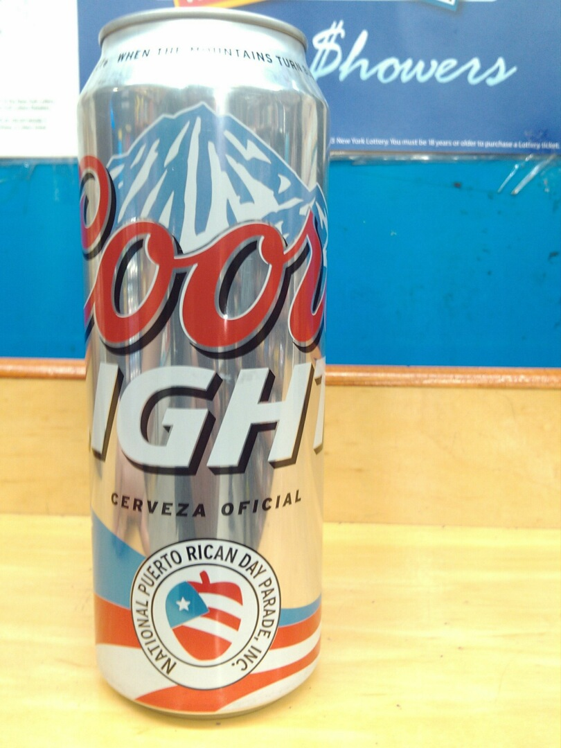 Latino Rebels | Boricuas for a Positive Image to Coors ...