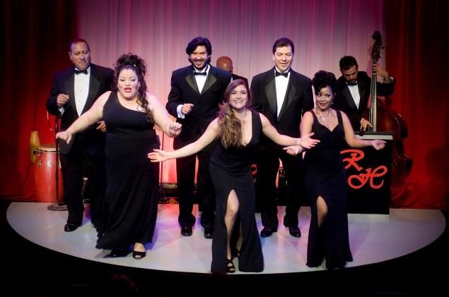 Teatro SEA - Rafael Hernande.. ROMANCE, New York City