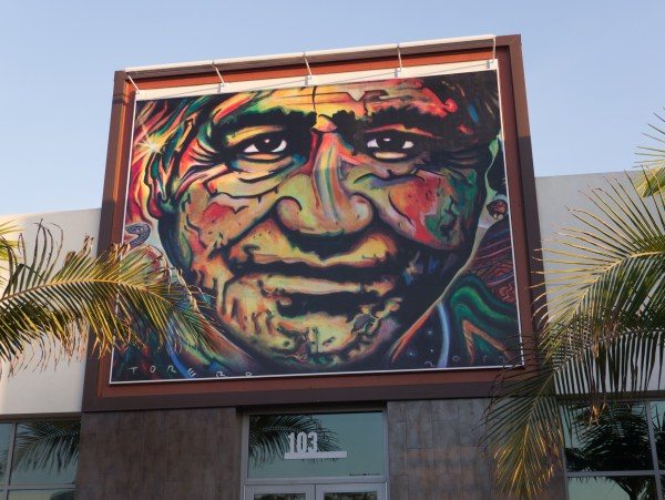 Cesar Chavez mural in San Diego (Credit: Jay Galvin/Flickr)