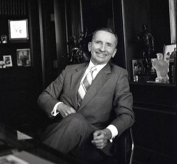 Billionaire Ross Perot ran for president as an independent in 1992, winning 19 percent of the vote (Wikimedia)