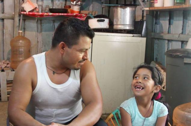 After Jaime was deported to Tijuana, his two children were placed in foster care