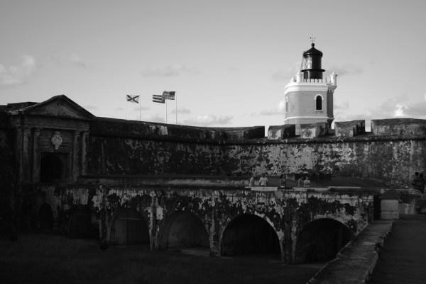 el Morro Puerto Rico