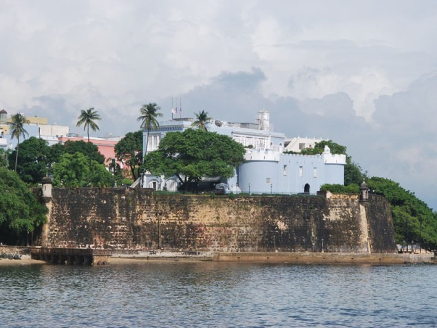 La Fortaleza, official residence of the governor of Puerto Rico (Jano Ťažký)