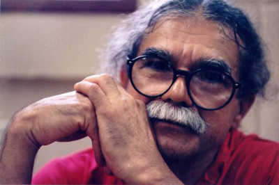 Oscar López Rivera, former FALN member and political prisoner of the United States since 1980