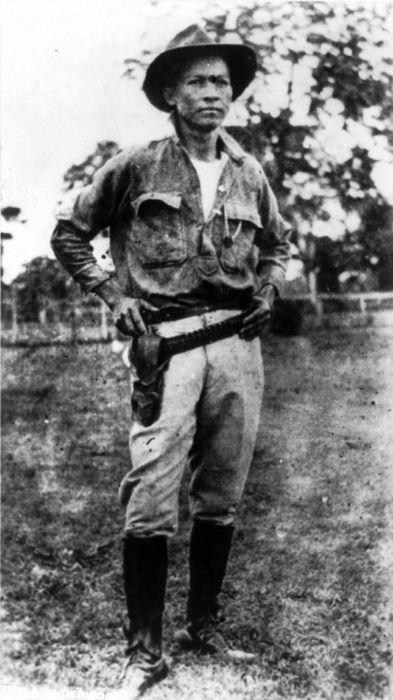 Augusto César Sandino, Nicaraguan revolutionary leader