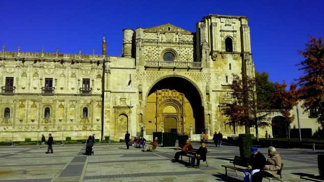 The convent of San Marcos in León, Spain where Quevedo was imprisoned is today a luxury hotel