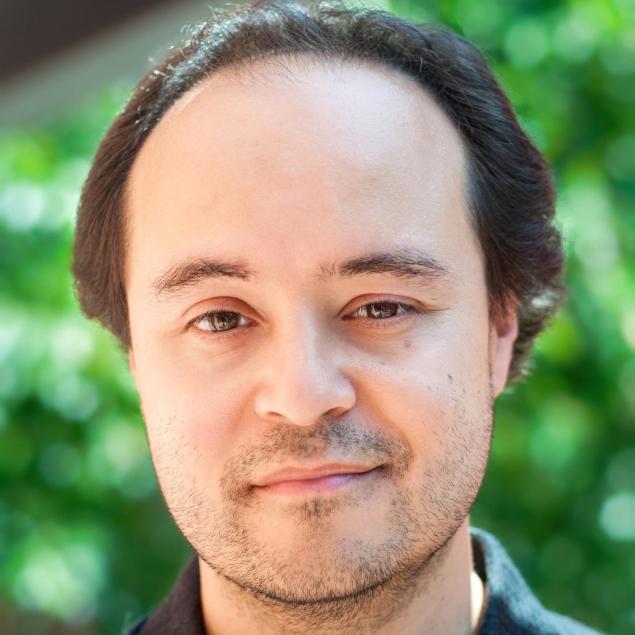 Daniel Cubias, author of 'Barrio Imbroglio'