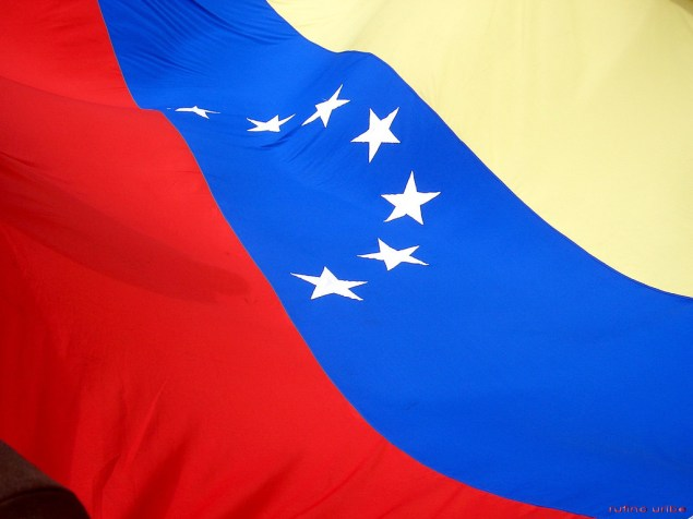 Flag of Venezuela (Rufino/Flickr)