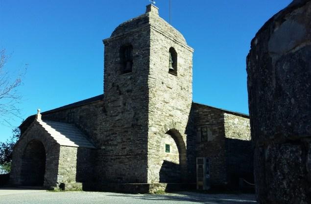 Santa María la Real in O Cebreiro