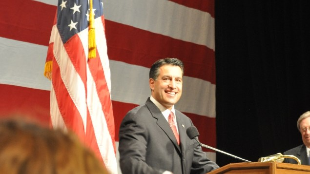 Brian Sandoval, Republican governor of Nevada (sobyrne99/Wikimedia)