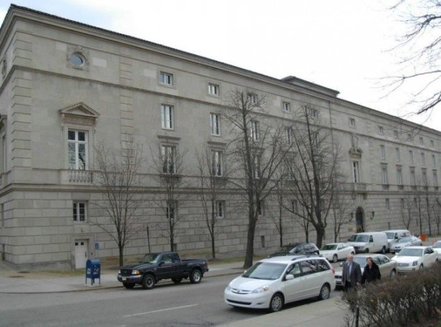 Pittsburgh Public Schools Board of Education's Administration Building (Piotrus/Wikimedia Commons)
