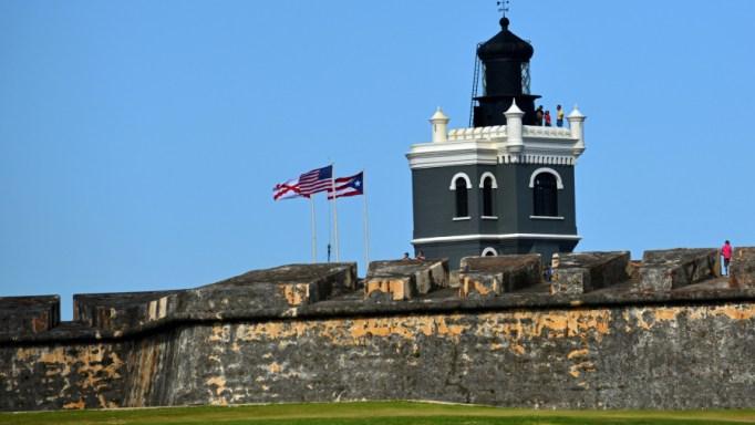 el Morro Puerto Rico San Juan