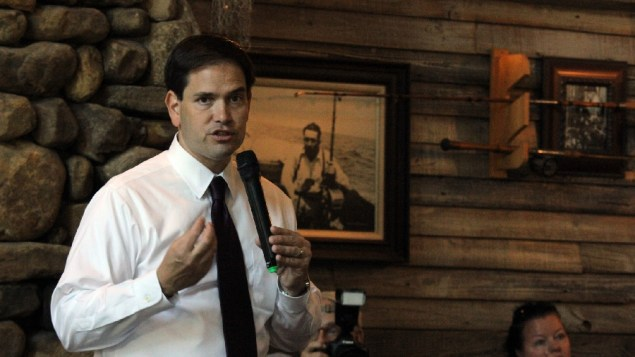 Marco Rubio, U.S. senator from Florida and Republican presidential candidate (Matt Johnson/Flickr)