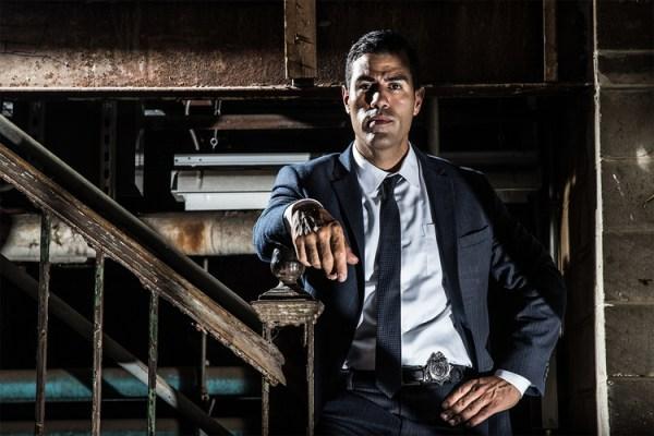 Detective Alvarez