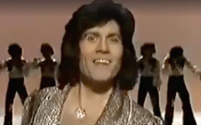 The Cheesy 70s 'Paloma Blanca' Music Video Could Perhaps Be the Greatest Performance Ever