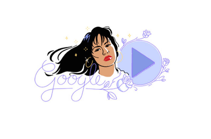 We Take a Break From Life to Love Today's Selena Google Doodle and Video
