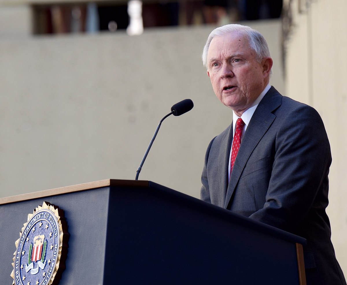 More Than 600 Methodists Bring Church Law Charges Against Jeff Sessions