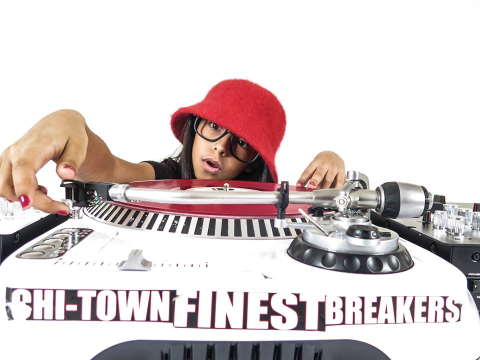 Our New Music Obsession Is Olivia Borjas, an Amazing 10-Year-Old Girl DJ From Chicago