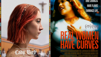 latino rebels of lady bird real women have curves and  even josefina lopez the playwright behind real women have curves thinks lady bird was