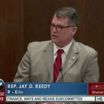 Tennessee Lawmaker Had No Problem Saying 'Wetback' in Legislative Session