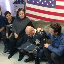 A Deported US Veteran Comes Home