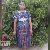 From DEMOCRACY NOW!: Outrage Builds After Border Agent Kills Indigenous Guatemalan Woman