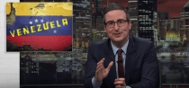LAST WEEK TONIGHT WITH JOHN OLIVER Spent 20 Minutes on Venezuela (VIDEO)