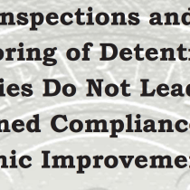 IMPORTANT: DHS Inspector General Reports That ICE Has Not Improved on Detention Reforms