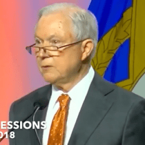 Sessions Says, 'We Do Not Want to Separate Children From Their Parents'