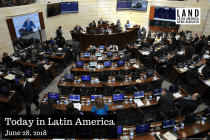 Colombian Senate Approves Transitional Justice Law, but with Changes