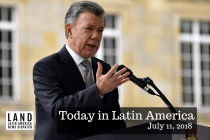 Colombia Signs Law to Allow Collective Demobilization of Criminal Gangs